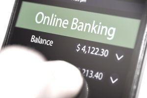 Online Banking on Smartphone