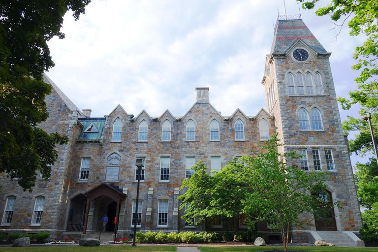 Boynton Hall at Worcester Polytechnic Institute (WPI)