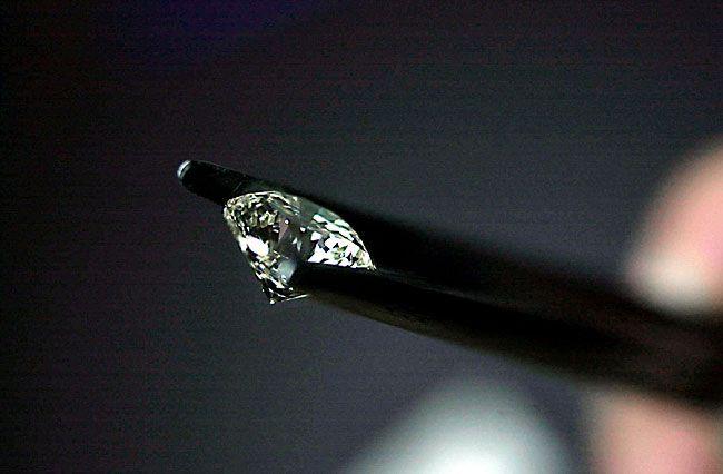 What Is Diamond Fluorescence?