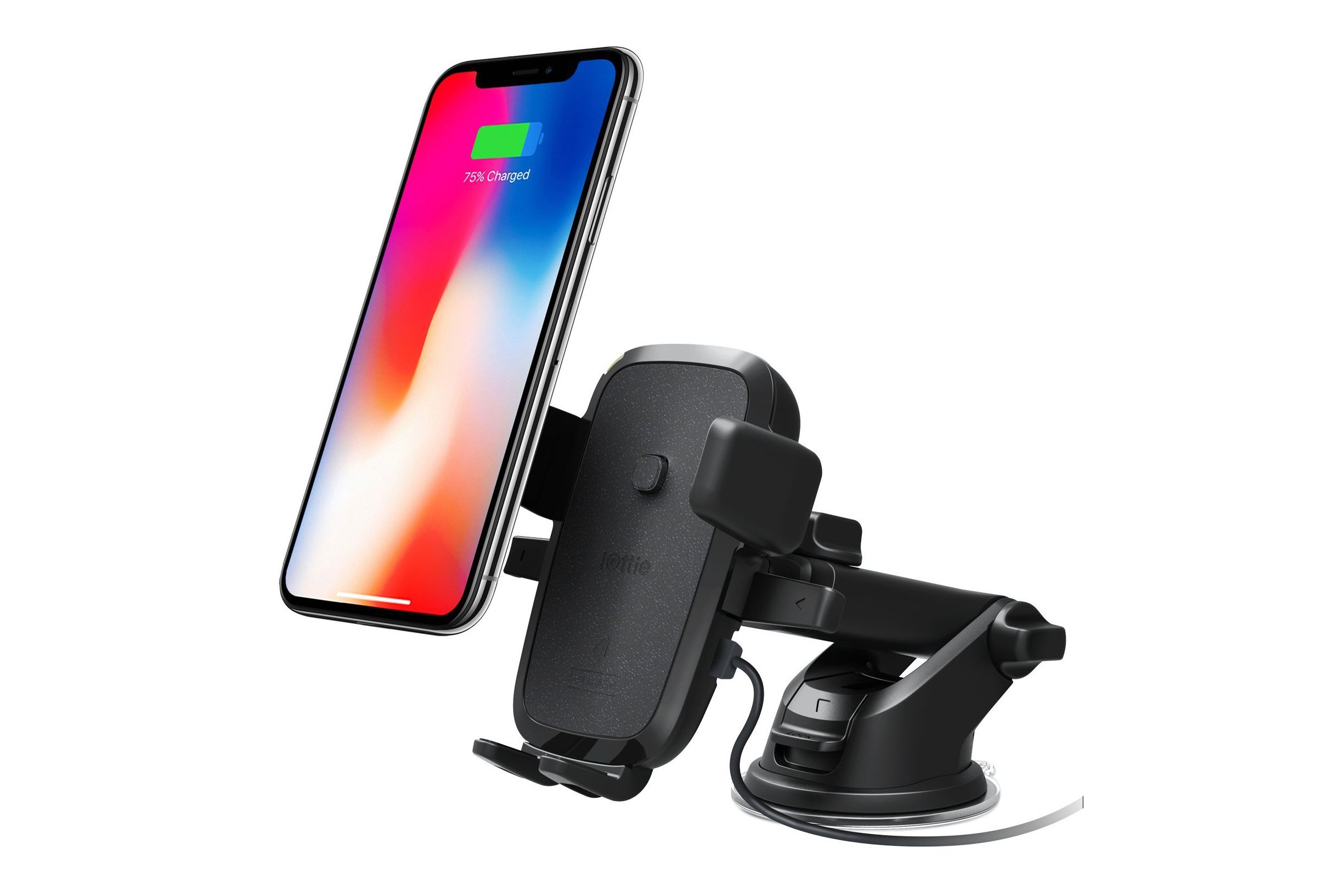 Hands free phone holder for car best buy 12