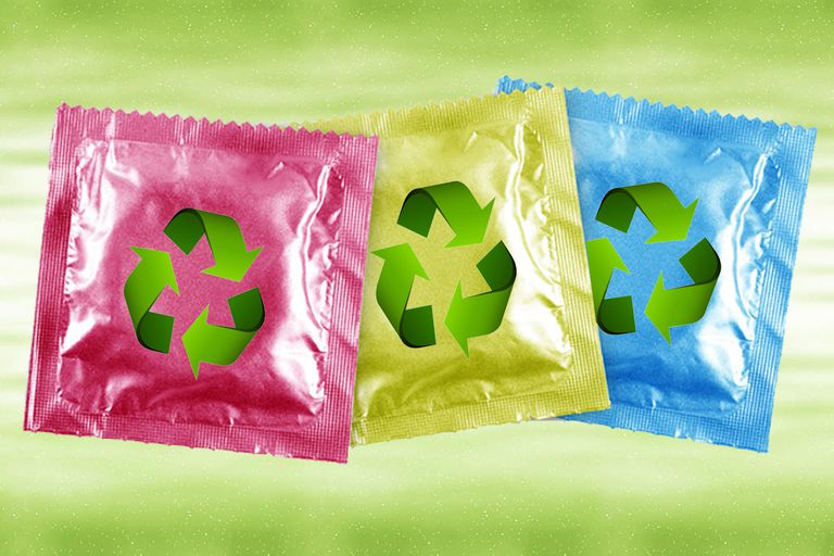 Recycled Condoms