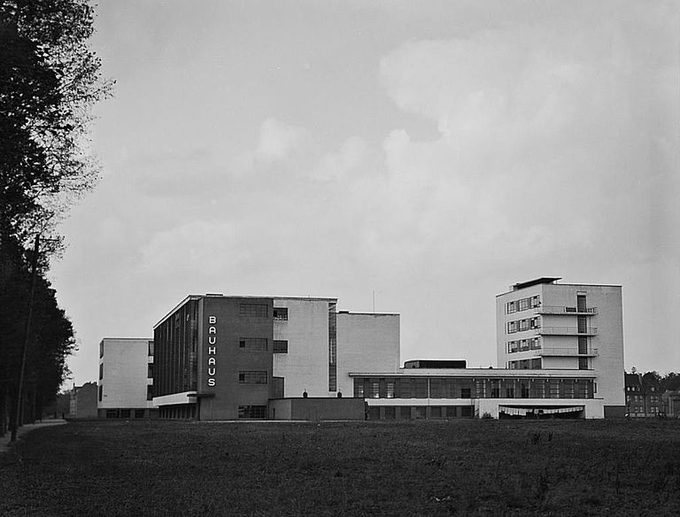 The Bauhaus In Dessau