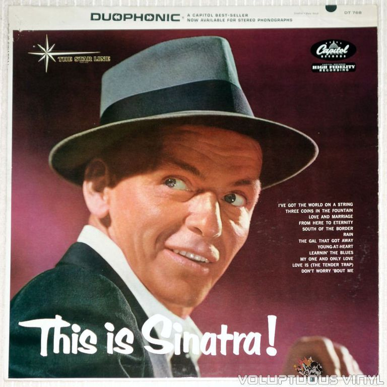 the life and career of frank sinatra Frank sinatra: an american legend this is one of the most informative books on the career and life of frank sinatrathis book is written by frank's.