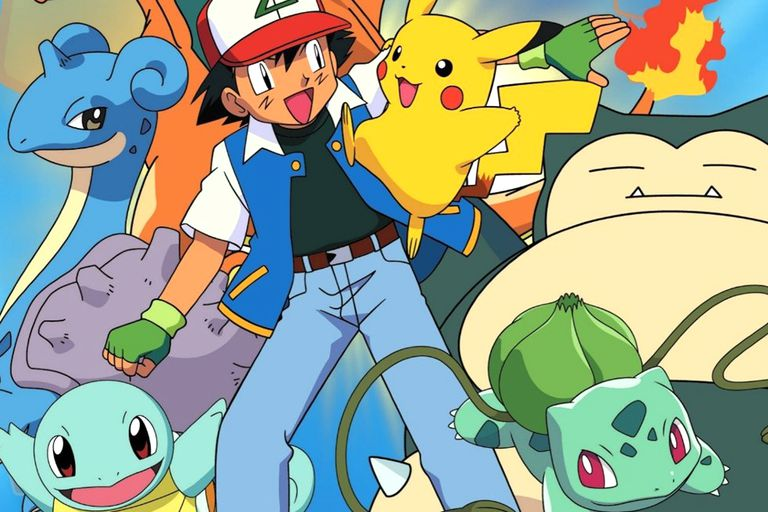 Pokémon: Adventures in the Orange Islands - The Complete Collection DVD Cover