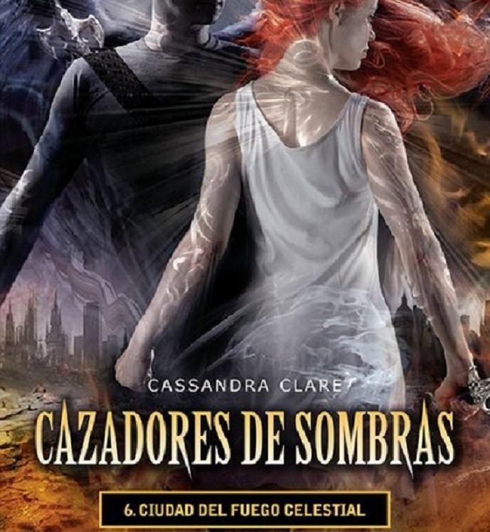 Cazadores de sombras de Cassandra Clare