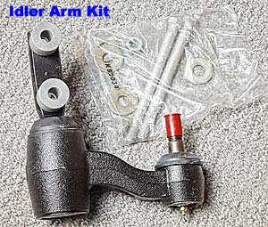 This is your new idler arm.