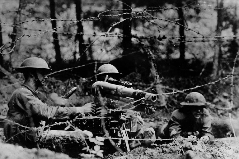 wwi wwii events that changed the world A comprehensive student interactive giving the user a full scope of america's  political and diplomatic responses to world events between the two world wars.