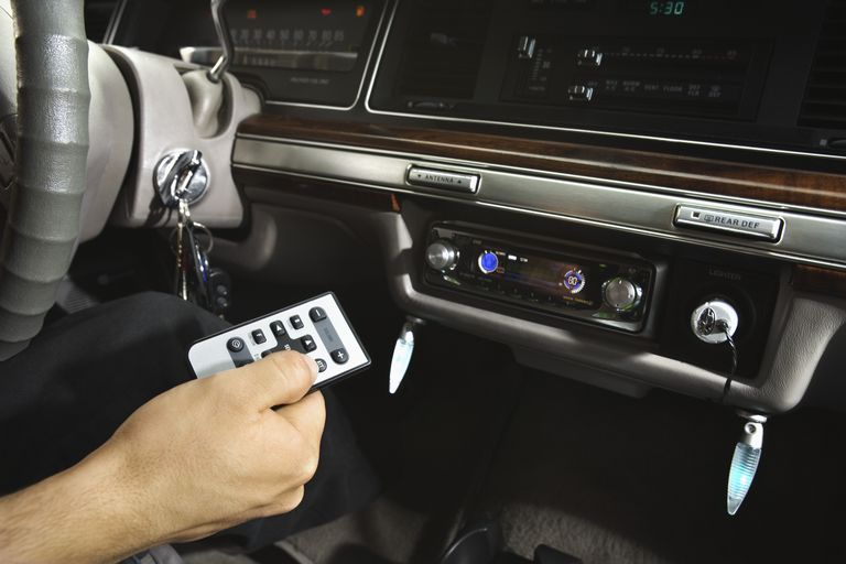 usb car remote