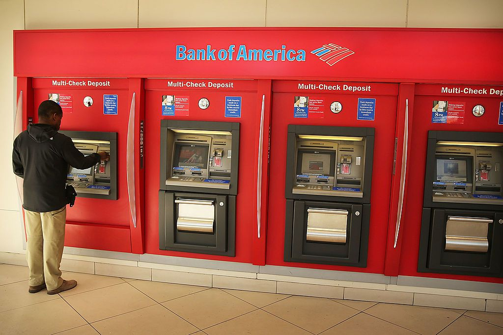 2013 Bank of America: The Best ATMs in Banking?