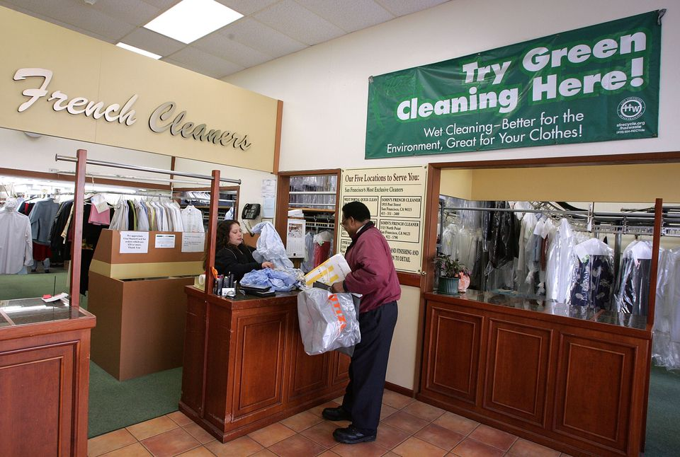 Green Dry Cleaning