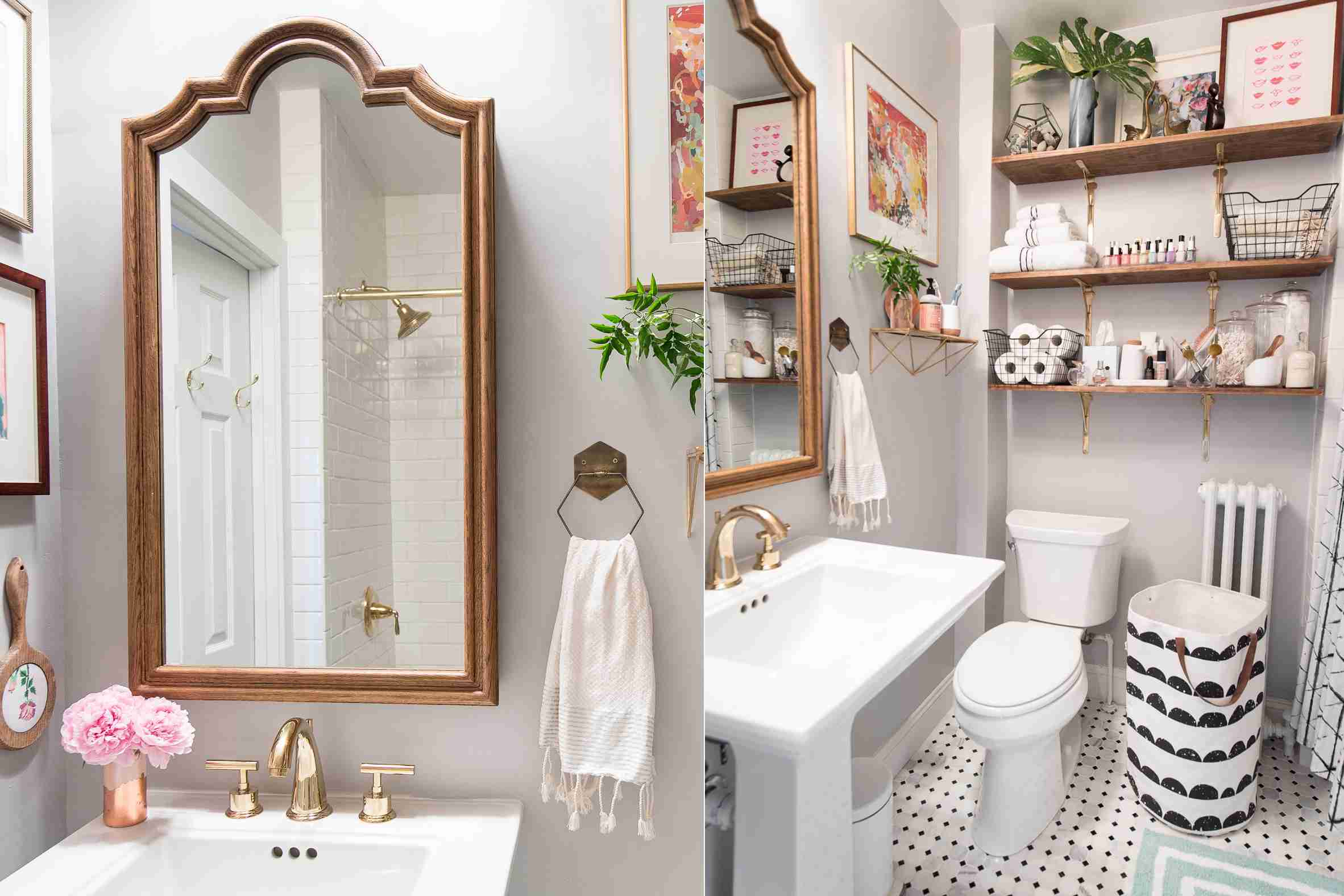 under watch organization organize to the cabinet small how youtube bathroom
