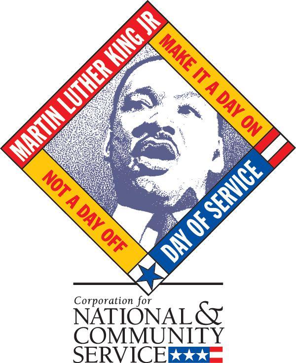 Logo for MLK Day