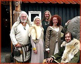 Hafnarfjordur Viking Festival in Iceland