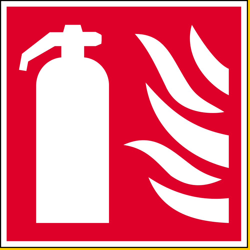 Science laboratory safety signs fire extinguishers typically work by depriving a fire of its oxygen supply biocorpaavc