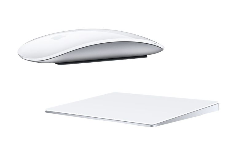 Magic Mouse 2 and Magic Trackpad 2