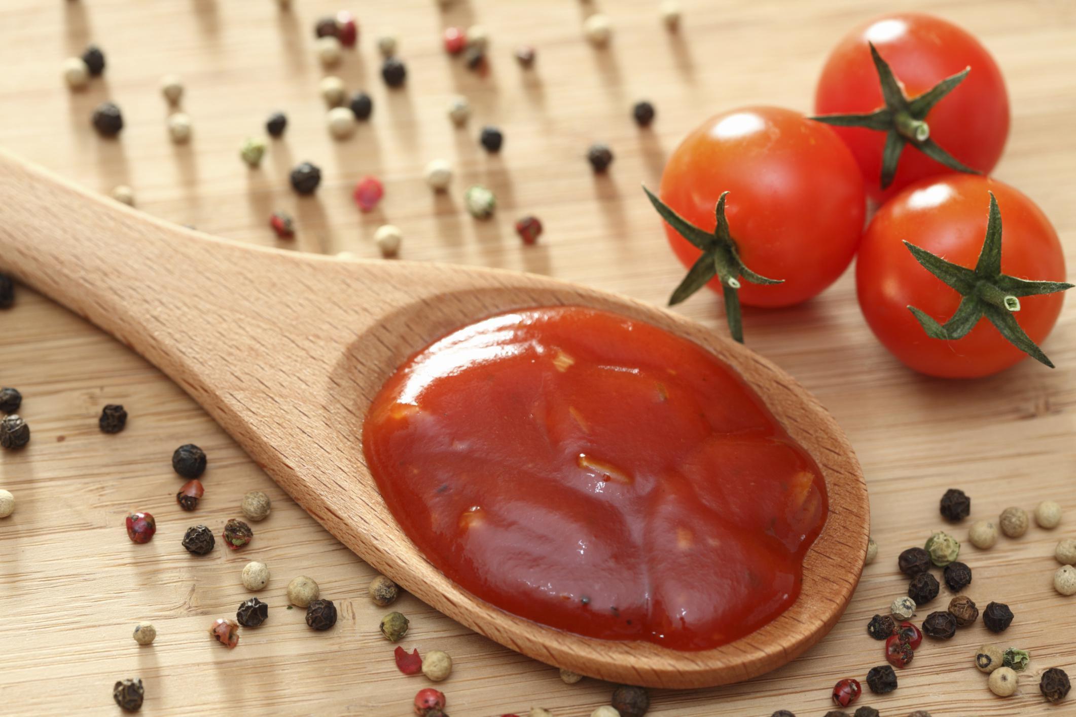 Easy Tomato Ketchup Recipe Using Tomato Paste