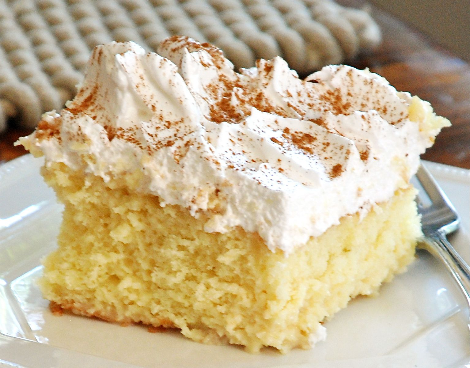 Quick And Easy Tres Leches Cake Recipe