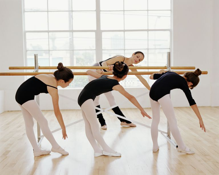 Ballet, baile adecuado para los ninos despues de los siete anos de edad.