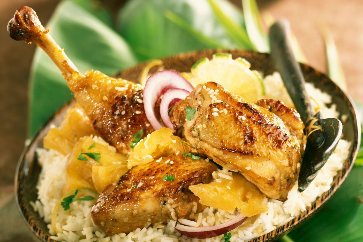 Caribbean Chicken Sauce Recipe