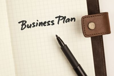 All Strong Businesses Start With A Solid Business Plan