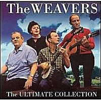The Weavers - Ultimate Collection CD Cover