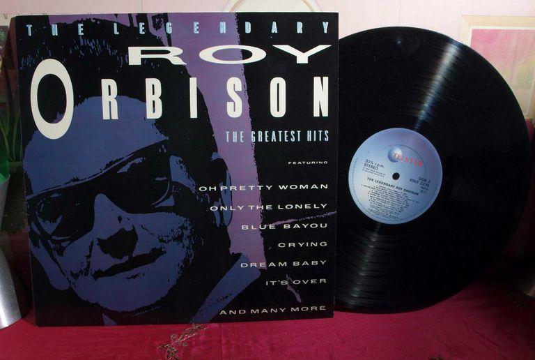 Roy Orbison, The Legendry