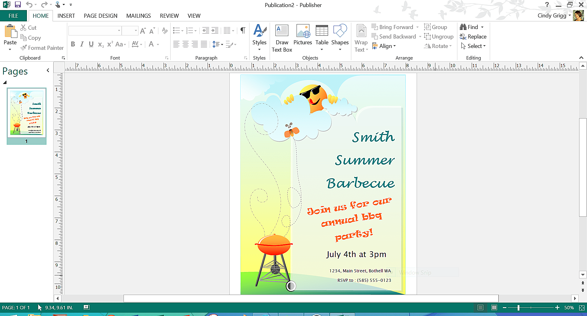 Free summer themed templates from microsoft stopboris Image collections