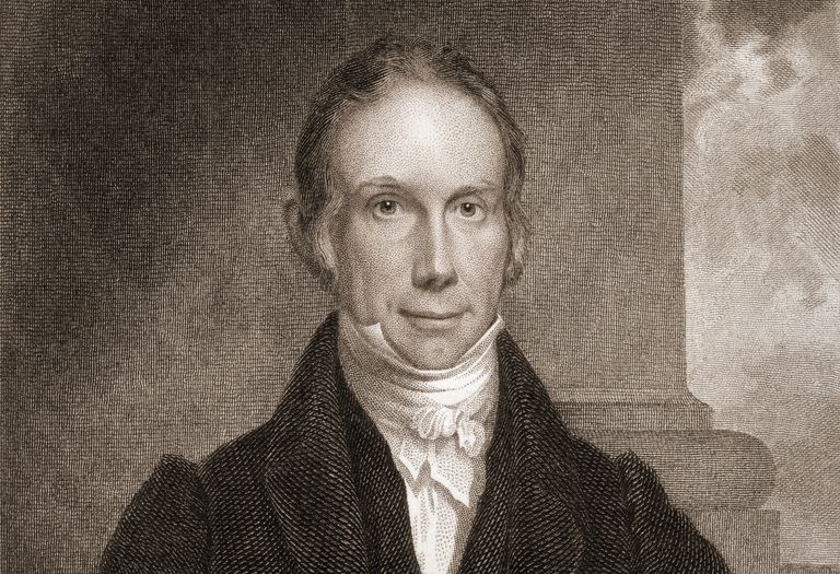 Illustration of Henry Clay