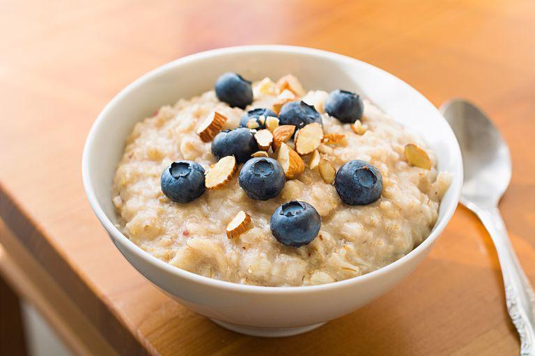 Breastfeeding, Oatmeal, And Making More Breast Milk-1255