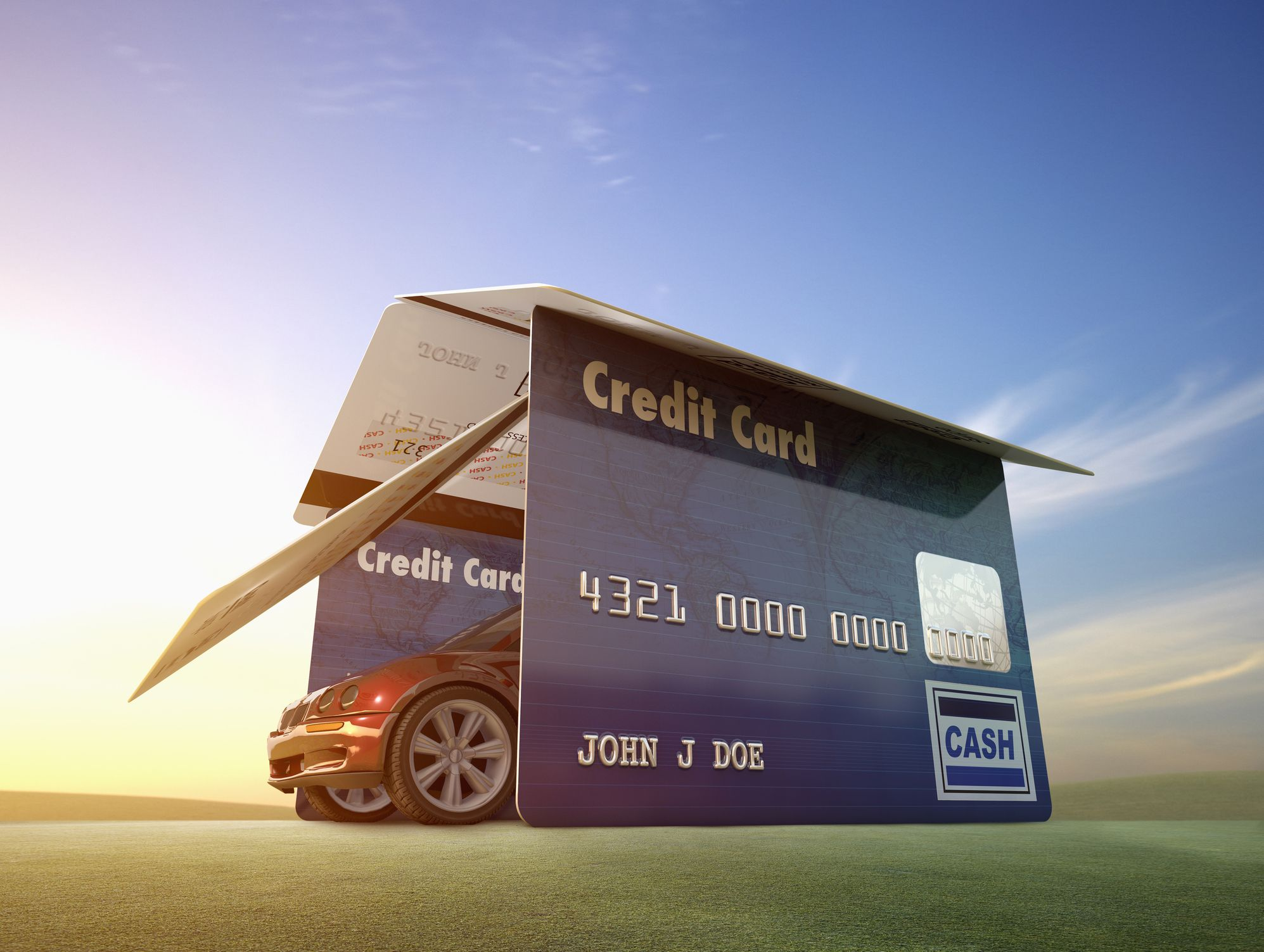 Toyota Rewards Visa Credit Card Review