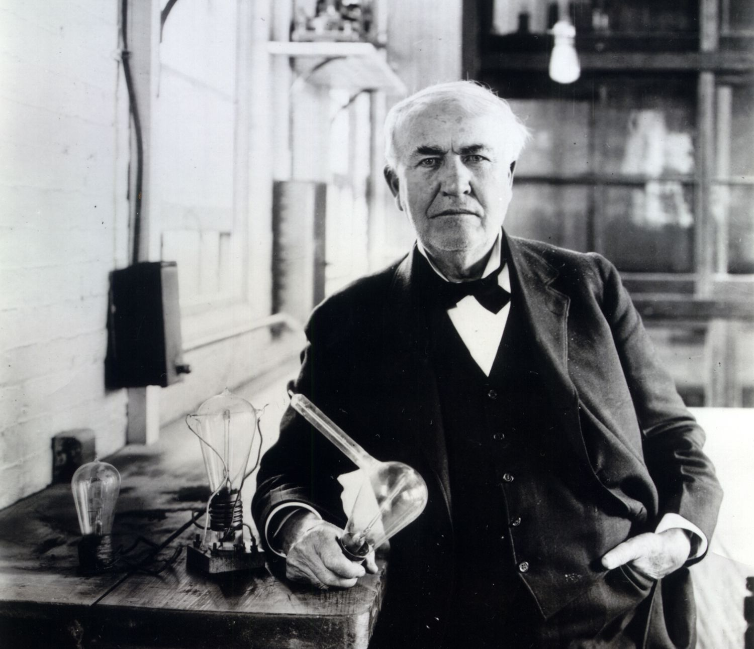 Edison And The Ghost Machine