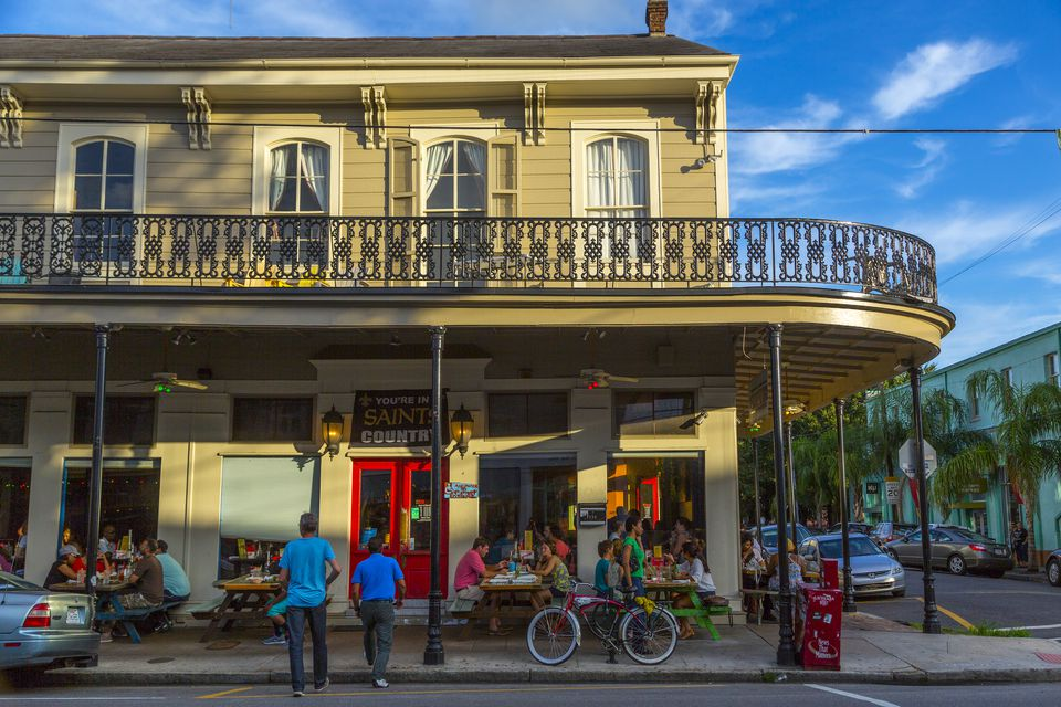 Rum House, Garden District, New Orleans