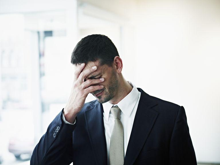 Discouraged employee