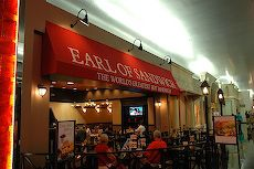 Earl of Sandwich at Planet Hollywood Hotel