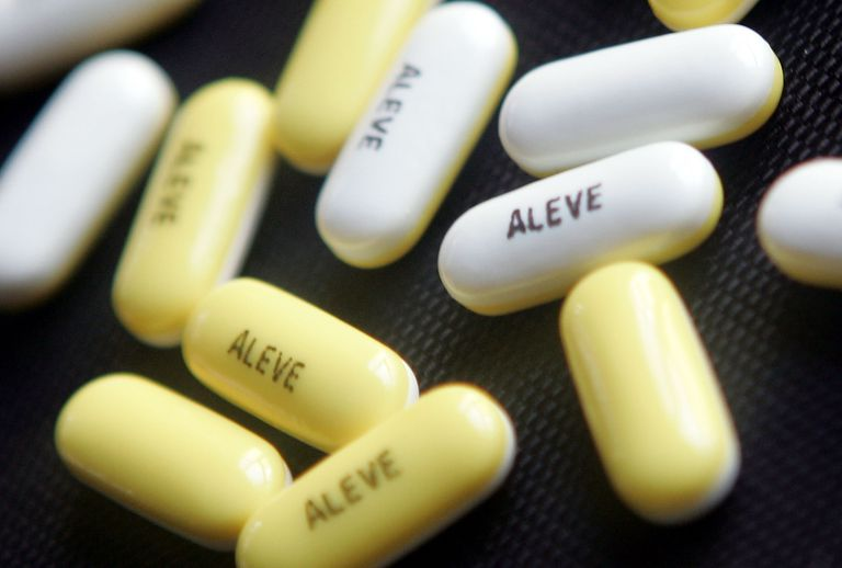 FDA Issues Warning On Drug Found In Over The Counter Pain Medicine Aleve