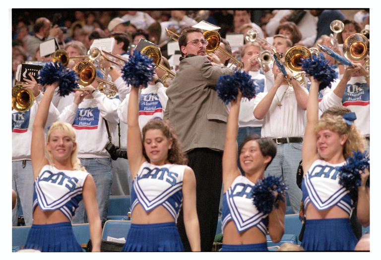 University of Kentucky Bill Luster/Corbis/VCG