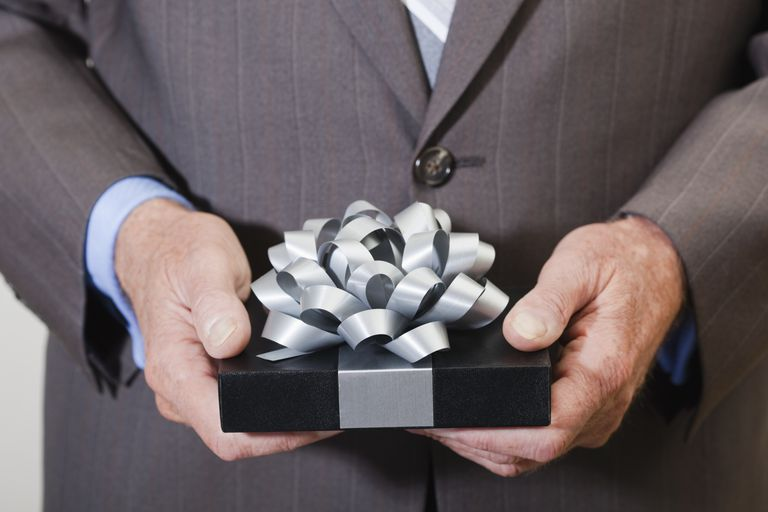 Free employee benefits can be valued gifts.