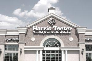 A Harris Teeter store in Apex North Carolina