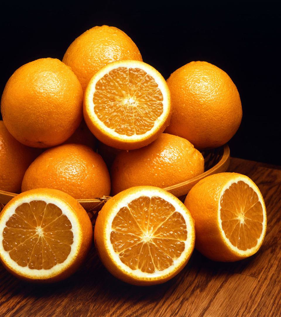 ambersweet oranges