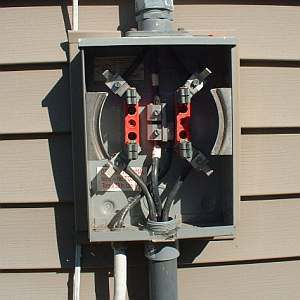 house meter box wiring house meter box wiring how to wire an electric meter