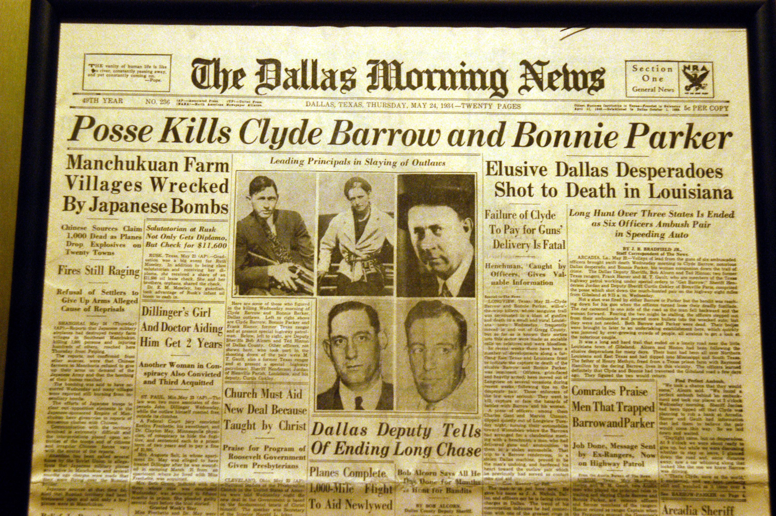 bonnie and clyde essay The 1967 film bonnie and clyde took many liberties with the infamous couple's true story a custom essay sample on bonnie & clyde film analysis.