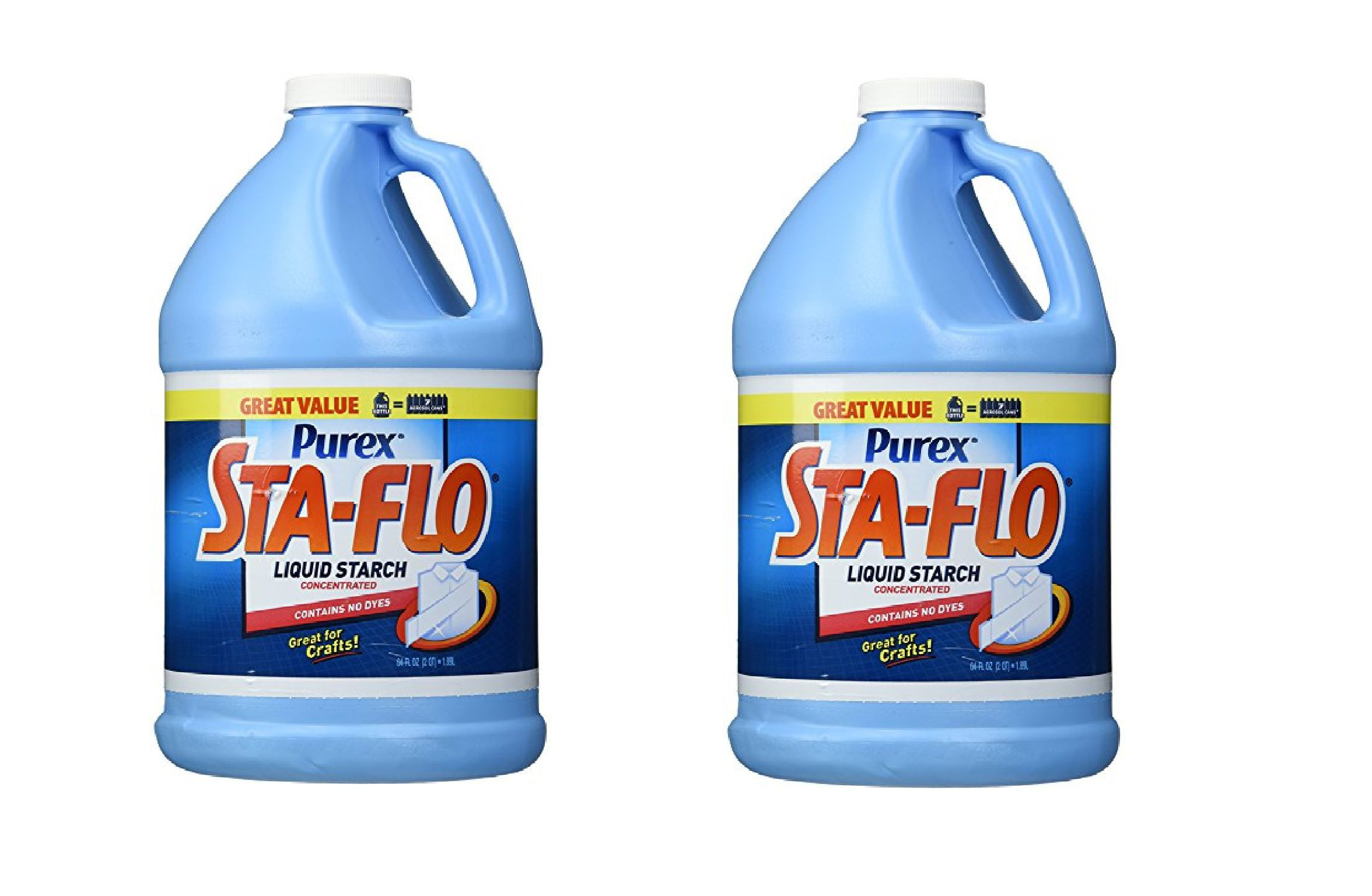 Sta Flo Liquid Starch Product Review