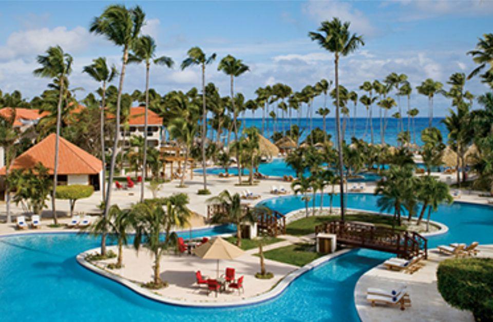 Dreams AllInclusive Resorts For Families - All inclusive family resorts caribbean