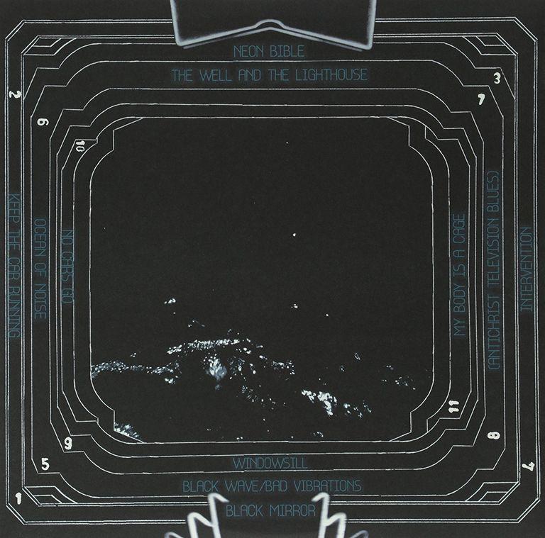 Arcade Fire Neon Bible Album Cover
