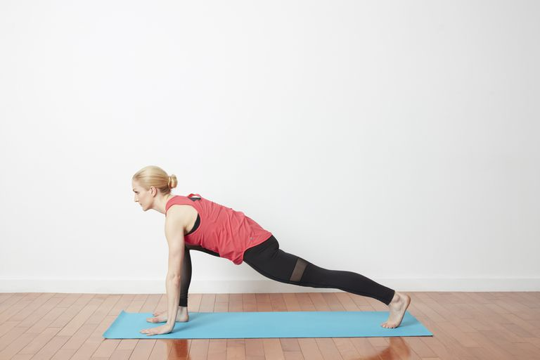 How to Do Lunge Pose