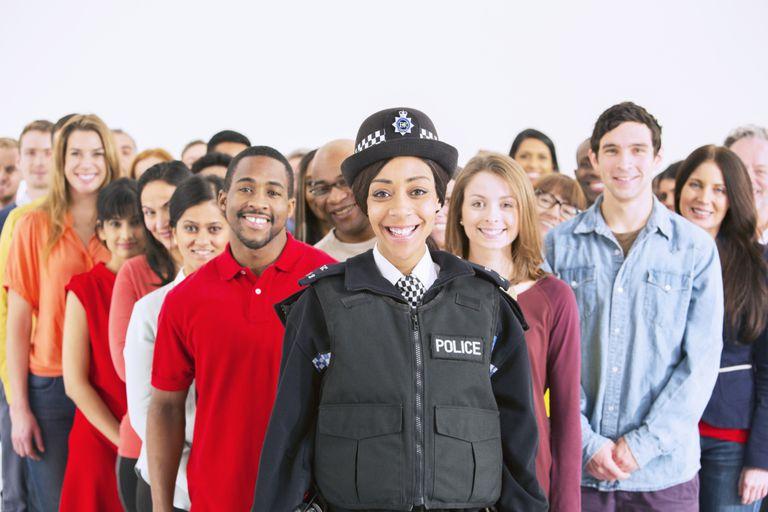 Police Leading Community