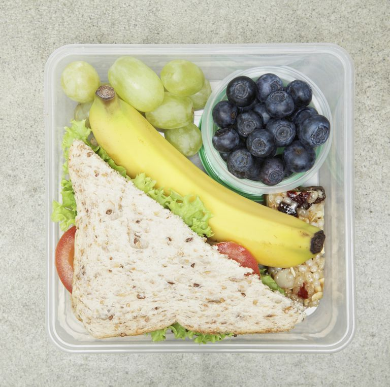 Allergy Friendly School Lunch Foods