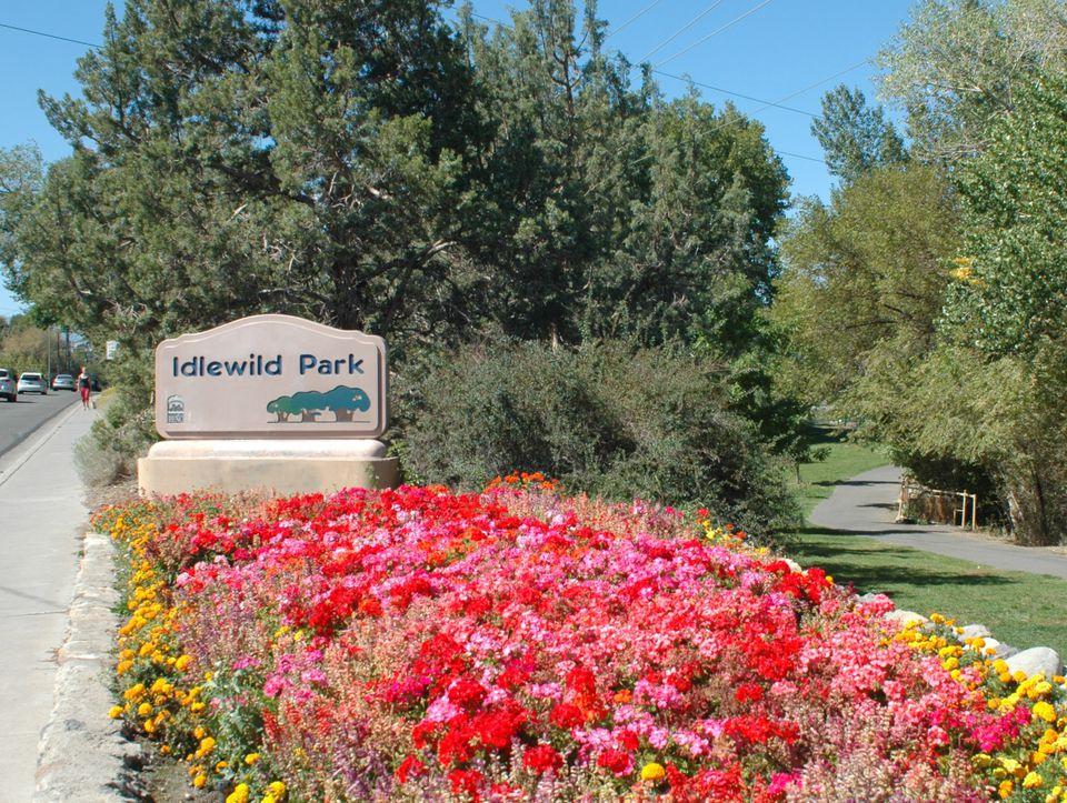 Idlewild Park in Reno, Nevada