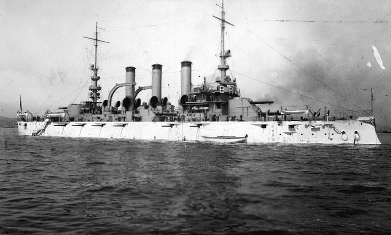 USS Nebraska (BB-14)