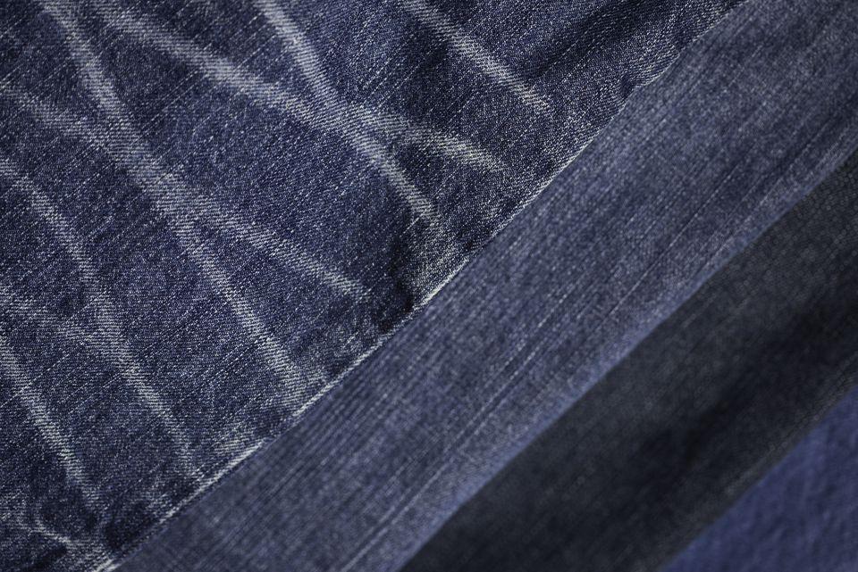 Bleach designs on fabric